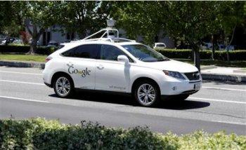 Xe không người lái của Google liên tiếp gặp tai nạn