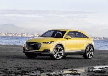 Audi tập trung mở rộng SUV, thờ ơ với xe minivan