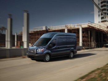 Chi tiết những nâng cấp mới trong Ford Transit 2016