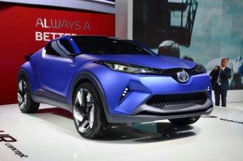 Toyota hợp tác cùng Mazda phát triển một mẫu xe SUV compact mới