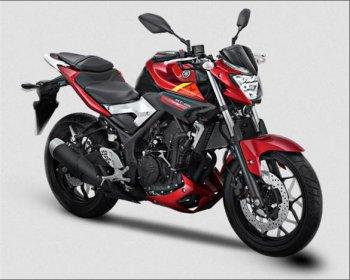"Yamaha ""mớm"" ảnh nakedbike MT-25 đời mới"