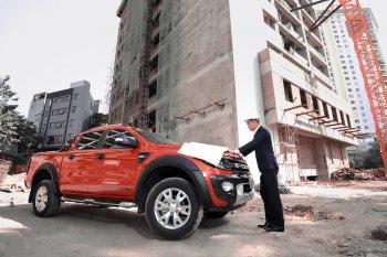 Ford Việt Nam lập kỷ lục về doanh số bán hàng