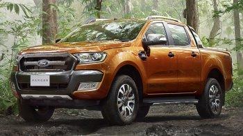 """Ford """"nhá hình"""" quảng cáo phiên bản nâng cấp Ranger Wildtrack"""
