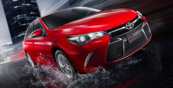 So sánh Toyota Camry Esport với phiên bản thường