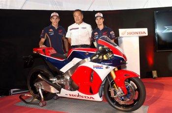 Xe đua motoGP của Honda bản thương mại có giá từ 185.000 USD