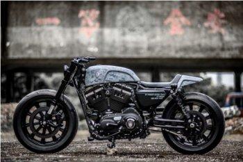 """Harley Davidson """"chiến"""" với phong cách Streetfighter"""