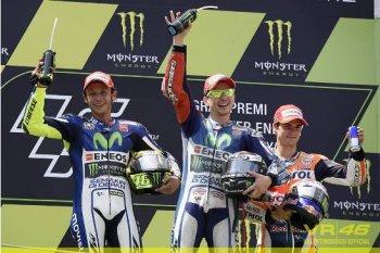 MotoGP 2015: Ai cản nổi Lorenzo vào lúc này?