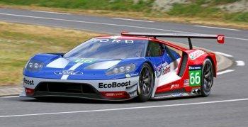 Ford GT tìm lại ánh hào quang tại Le Mans 2016
