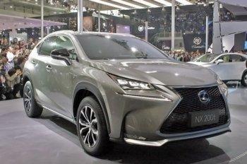 Lexus dẫn đầu lượng xe sang đăng ký tại Mỹ