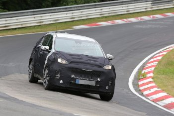 """""""Tóm"""" Kia Sportage 2016 thiết kế mới, động cơ nâng cấp"""