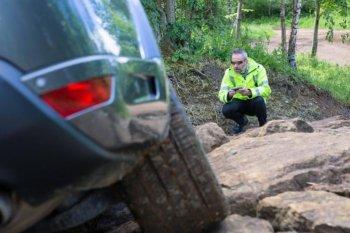 """""""Chơi điều khiển từ xa"""" xe Jaguar - Land Rover với công nghệ mới"""