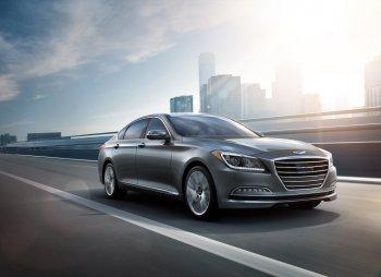 Hyundai Genesis 2015 vượt mốc 100.00 xe bán ra