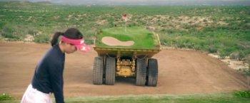 Cách chơi golf  mới trên xe tải của giới quý tộc
