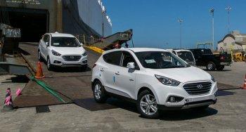 Hyundai khó đạt mục tiêu bán ra 1.000 xe Tucson