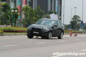 Dân Hà Thành ngẫu hứng trải nghiệm xe BMW và Mini