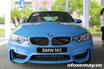 """BMW M3 """"gấu"""" nhất tại BMW Driving Experience 2015"""