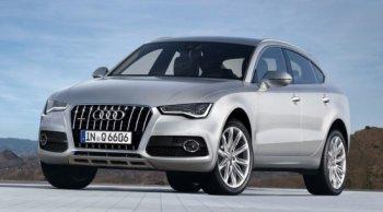 Xem trước Audi Q6 động cơ điện