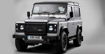 Land Rover đánh dấu cột mốc 2 triệu xe Defender bằng phiên bản đặc biệt
