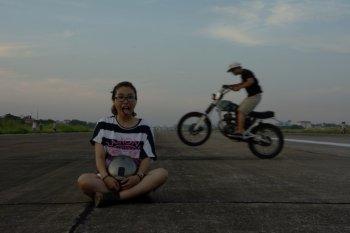 """Hoang dại với Su Gn 125 """"Rat bike"""" của 9X Hà Nội"""