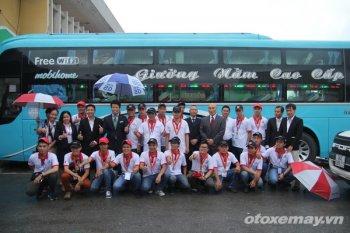 Ngày hội chăm sóc xe buýt 2015 tại Hà Nội có gì ?