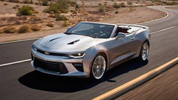 Chevrolet Camaro Convertible –  xe Mỹ không còn cơ bắp