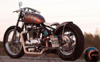 Sự biến hóa của Yamaha XS650