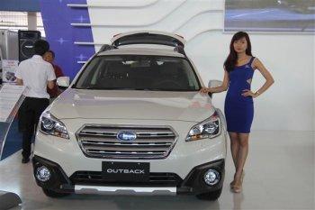 Subaru triệu hồi 72.000 xe do lỗi hệ thống cảnh báo va chạm