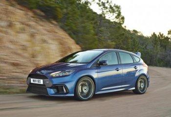 """Ford xác nhận con """"cưng"""" Focus RS sẽ có sức mạnh 350 mã lực"""