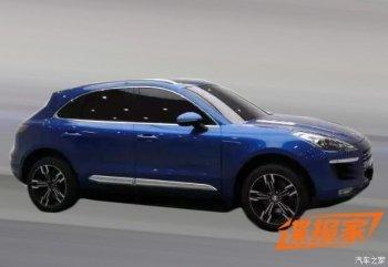 Porsche kiện Công ty Trung Quốc nhái xe Macan