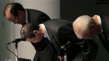 CEO Takata công khai xin lỗi, hứa đền bù cho các nạn nhân
