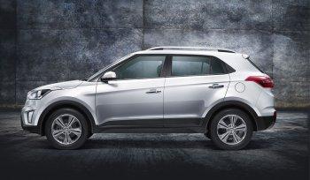 Creta – SUV cỡ nhỏ được kỳ vọng của Hyundai