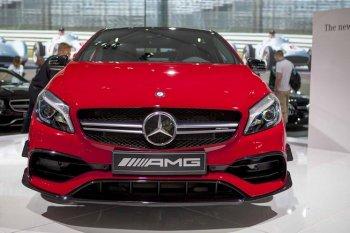 Ra mắt tại lễ hội siêu xe, Mercedes-Benz A-Class có tạo được cú hích mới?