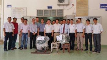 Ford Việt Nam tặng công cụ học tập cho sinh viên ngành Cơ khí ô tô
