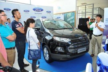Ford dạy cách chăm và lái xe để bớt được tiền