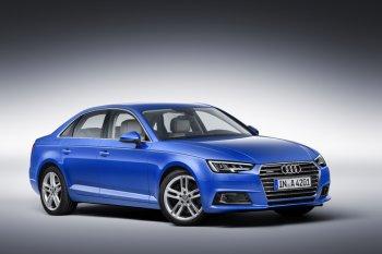 Audi A4 2017 tăng kích thước giảm trọng lượng