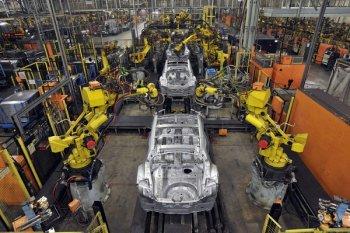 Sản xuất ôtô tại Trung Quốc ngày càng kém hấp dẫn