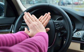 Điên đầu thói bấm còi xe hơi Trung Quốc