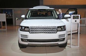 Range Rover động cơ diesel đã có giá bán