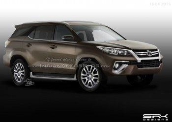 Toyota Fortuner 2016 chính thức ra mắt ngày 17/7