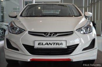 Có tiền chưa chắc đã mua được Hyundai Elantra Sport