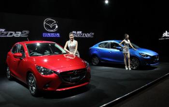 Mazda2 thế hệ mới sẽ có giá khoảng 600 triệu ?