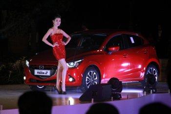 Mazda2 thế hệ mới chính thức được ra mắt tại Việt Nam