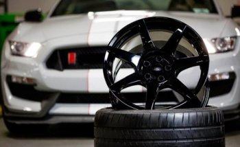 Ford Mustang thêm oách khi sử dụng công nghệ của NASA