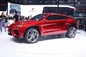 Lamborghini chi trăm triệu đô sản xuất Siêu SUV Urus