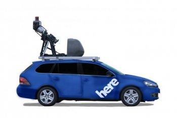"""Audi, BMW và Mercedes trong """"cuộc chiến"""" giành Nokia HERE Maps"""