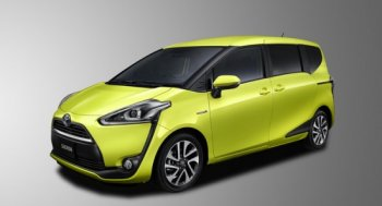 Toyota ra mắt mẫu xe gia đình mới với mức giá phải chăng