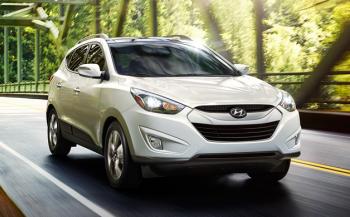 Hyundai Tucson 2015: Khỏe khoắn và tiện dụng