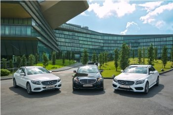C-Class là mẫu xe ăn khách nhất của Mercedes tại Việt Nam