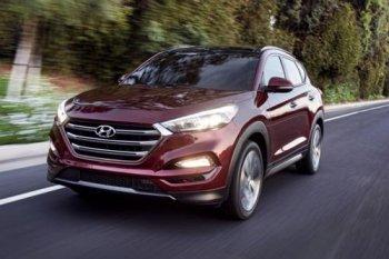 Hyundai Tucson 2016 có giá từ 22.700 USD