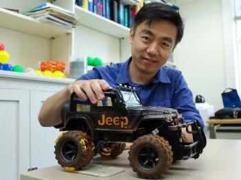 Lốp xe cũng có thể phát ra điện cho xe hơi